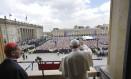 O Papa Francisco cumpre visita de cinco dias à Colômbia Foto: L'Osservatore Romano / AP