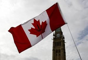 O Canadá está prestes a se tornar o primeiro país do G7 a legalizar a maconha recreativa em nível federal Foto: Chris Wattie / REUTERS
