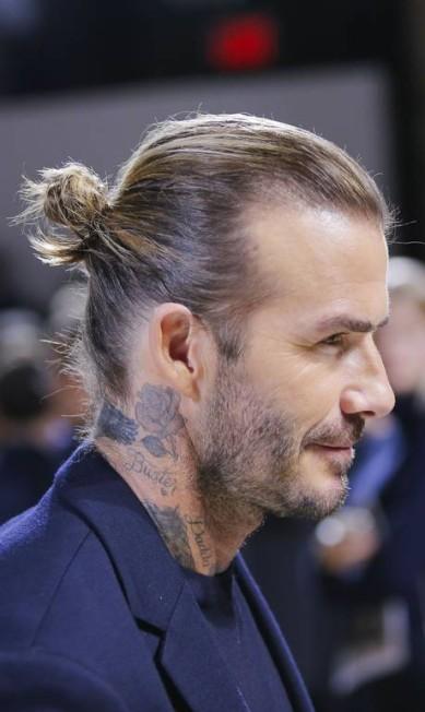 Mais de David Beckham EDUARDO MUNOZ ALVAREZ / AFP