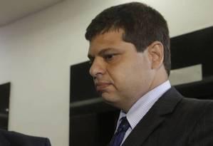 O ex-procurador Marcello Miller Foto: Fabio Guimaraes / Agência O Globo