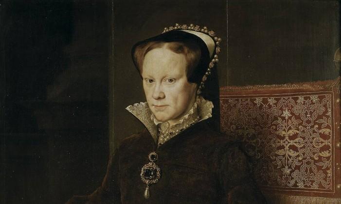 Maria Tudor, rainha da Inglaterra Foto: Divulgação