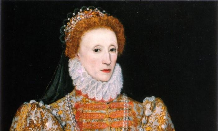 Elizabeth I, rainha da Inglaterra Foto: Reprodução