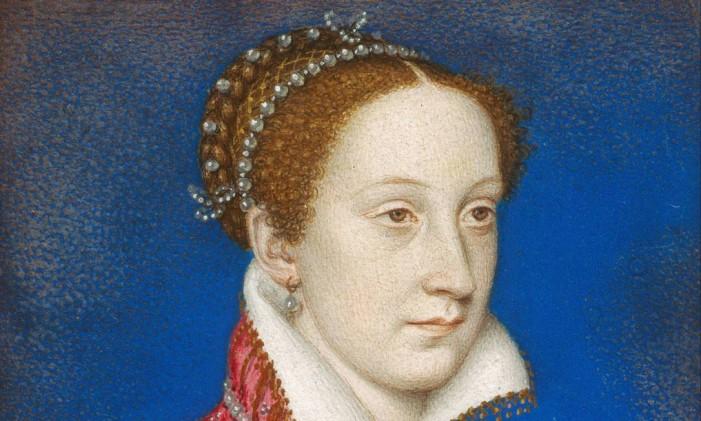 Maria Stuart, rainha da Escócia Foto: Reprodução