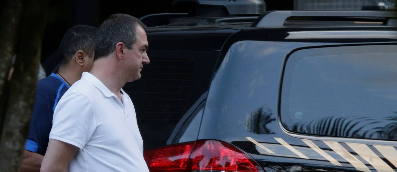 O empresário Joesley Batista, preso pela Polícia Federal Foto: Ueslei Marcelino / Reuters / 11-9-17