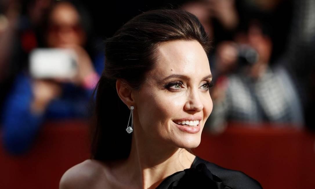 Mais de Angelina Jolie MARK BLINCH / REUTERS