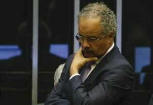 Vicente Cândido (PT-SP), relator da reforma política na Câmara Foto: André Coelho / Agência O Globo