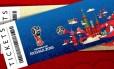 Ingressos para a Copa do Mundo da Rússia