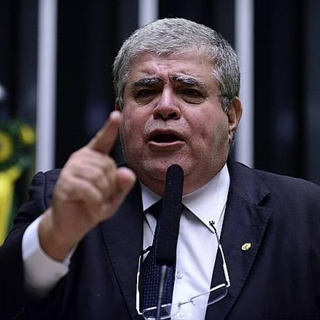 O deputado Carlos Marun (PMDB-MS) Foto: Nilson Bastian / Agência Câmara