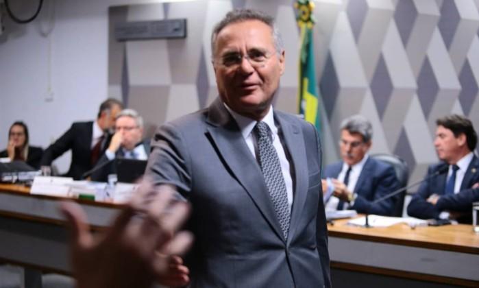 Resultado de imagem para Renan cria CPI dos supersalários, outra frente de ataque ao Judiciário