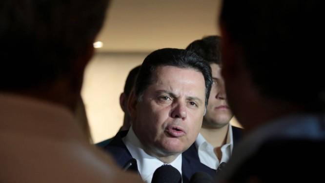 O ex-governador de Goiás Marconi Perillo (PSDB) Foto: Michel Filho / Agência O Globo / 10-11-15
