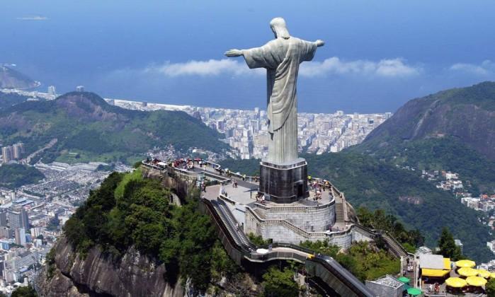 O Rio tenta atrair mais turistas, e uma das propostas é não aumentar as diárias dos hotéis durante calendário de eventos da cidade Foto: Fábio Rossi / Agência O Globo