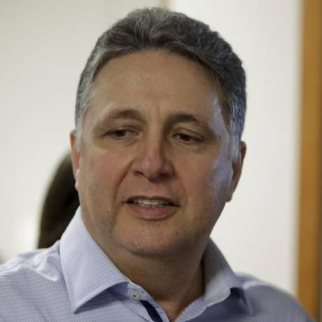O ex-governador Anthony Garotinho, preso pela PF Foto: Gabriel de Paiva/20-02-2017 / Agência O Globo