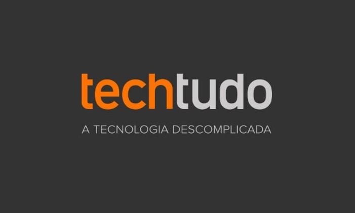 Logo do site Techtudo Foto: Techtudo