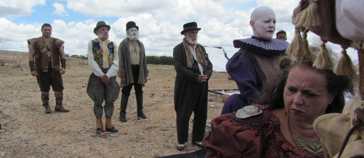 Cena do filme 'Deserto' Foto: Divulgação