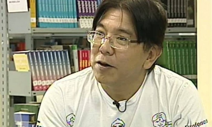 Oscar Nakasato Foto: Reprodução