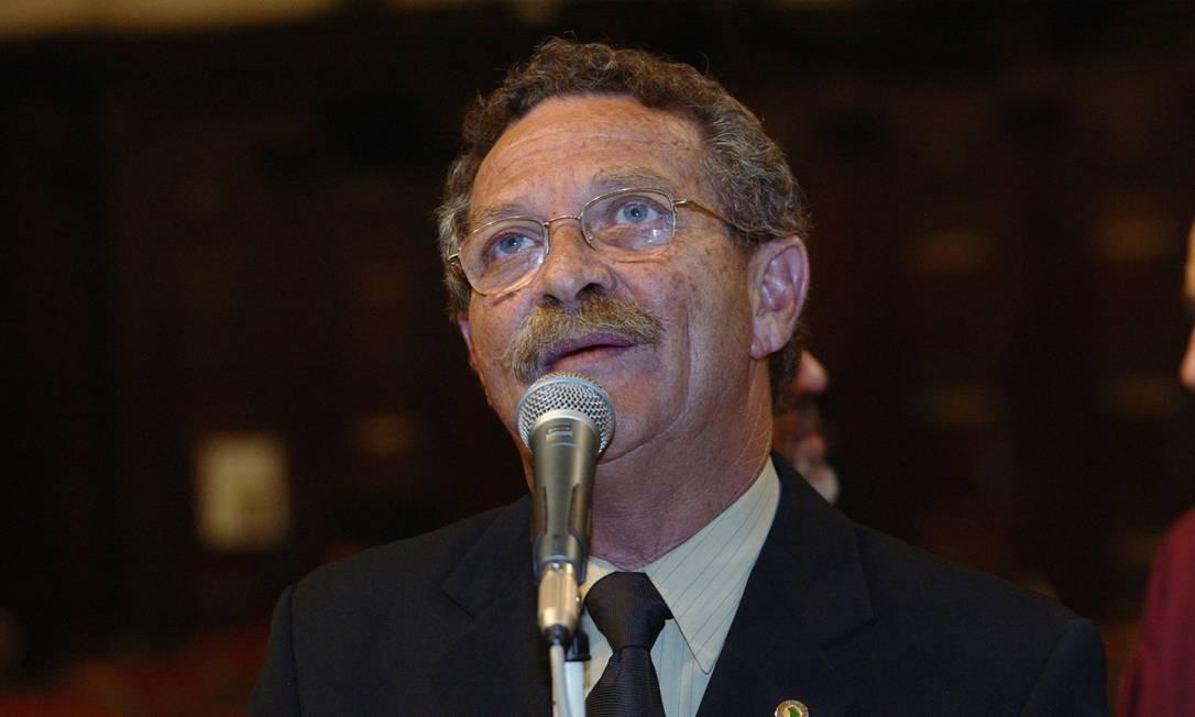 Coronel Jairo (SD) é acusado de receber R$ 50 mil mensais em propina no esquema da Alerj Marizilda Cruppe / O Globo