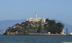 A prisão de Alcatraz, nos arredores de São Francisco, Estados Unidos Foto: David Scott Holloway / Divulgação/Arquivo