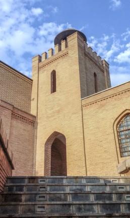 Museu da Prisão Qasr, em Teerã, Irã Foto: Rye-96 / Wikimedia Commons