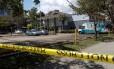 O asilo em Hollywood em que os idosos morreram, ao norte de Miami, Flórida