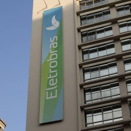 Sede da Eletrobras no Rio Foto: Nadia Sussman/Bloomberg
