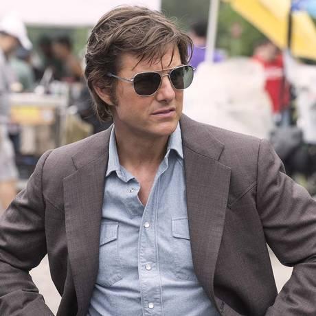 Tom Cruise em 'Feito na América' Foto: Divulgação/David James