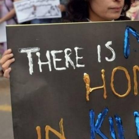 Mais de mil mulheres são assassinadas no Paquistão todos os anos pelo que as famílias mais radicais do país chamam de