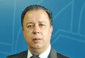 O atual diretor do Departamento Penitenciário Nacional (Depen), Marco Antonio Severo, pediu demissão Foto: Reprodução / Ministério da Justiça