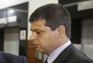 Marcello Miller é acusado de advogar para Joesley Batista antes de deixar oficialmente o Ministério Público Foto: Fabio Guimarães / Agência O Globo