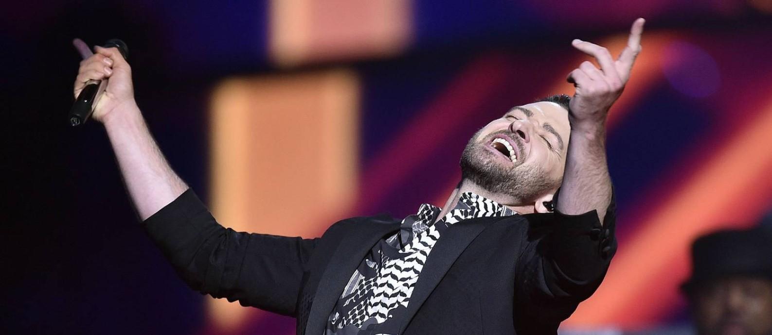 Justin participou do Rock in Rio em 2001, ainda com o N'Sync, e depois em 2013, no Rio, e em 2014, em Lisboa Foto: Martin Meissner / AP