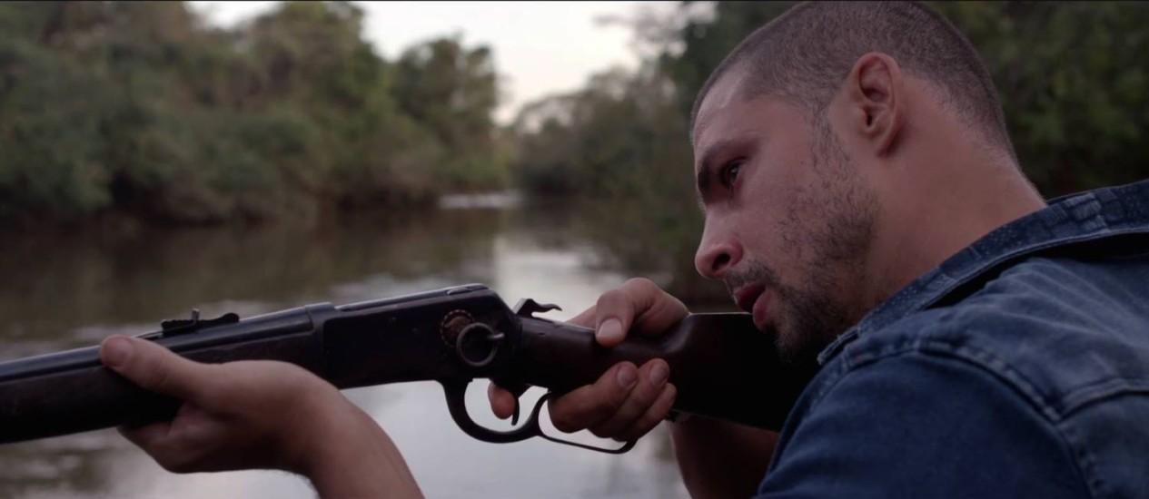 """""""Não devore meu coração"""": Estrelado por Cauã Reymond, filme foi exibido na abertura da mostra, na sexta Foto: Divulgação"""