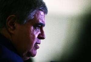 Carlos Marun (PMDB-MS) fala sobre as denúncias do procurador Rodrigo Janot contra o presidente Michel Temer Foto: Jorge William / Agência O Globo