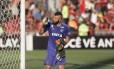 Alex Muralha teve boa atuação na vitória do Flamengo sobre o Sport Foto: Guito Moreto / Agência O Globo