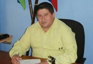 Carlos Andrés García morreu em consequência de um AVC Foto: El Nacional/GDA