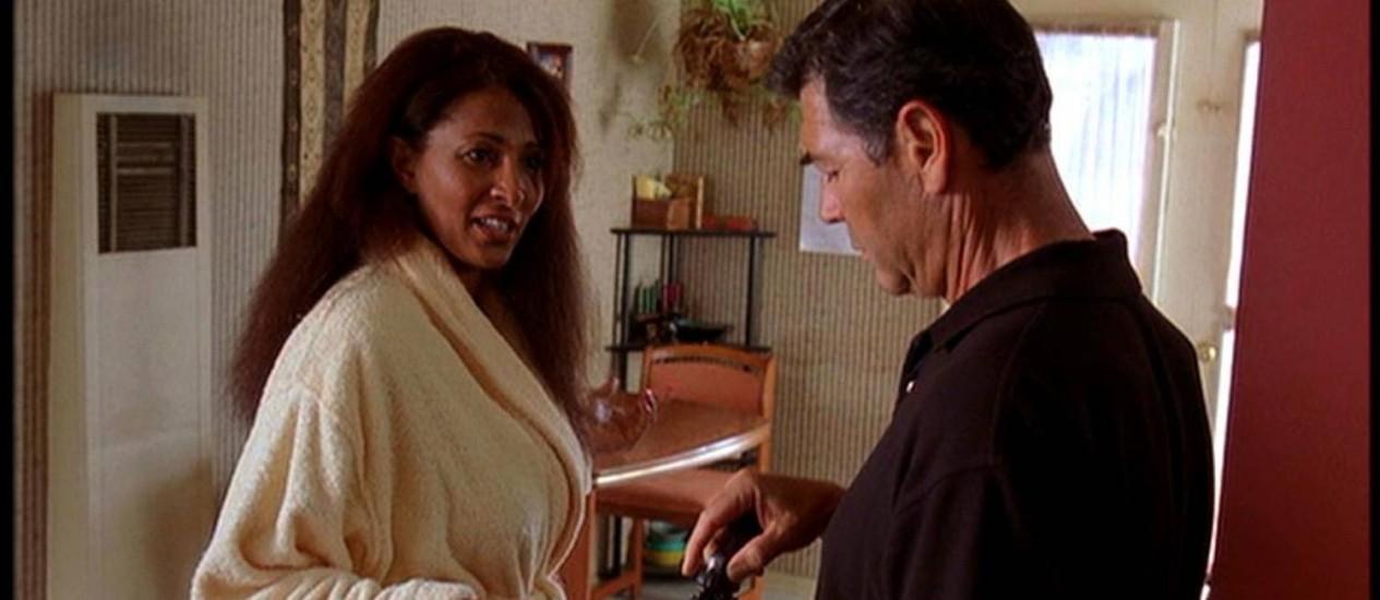 Cena do filme 'Jackie Brown' Foto: Divulgação