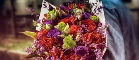 Os belos arranjos da Balaio de Flores estão entre as atrações que vão invadir o Shopping Leblon Foto: Divulgação