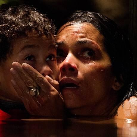 'O sequestro' Foto: Divulgação