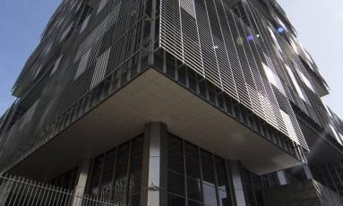 Edifício sede da Petrobras. Foto : Antonio Scorza/ Agência O Globo