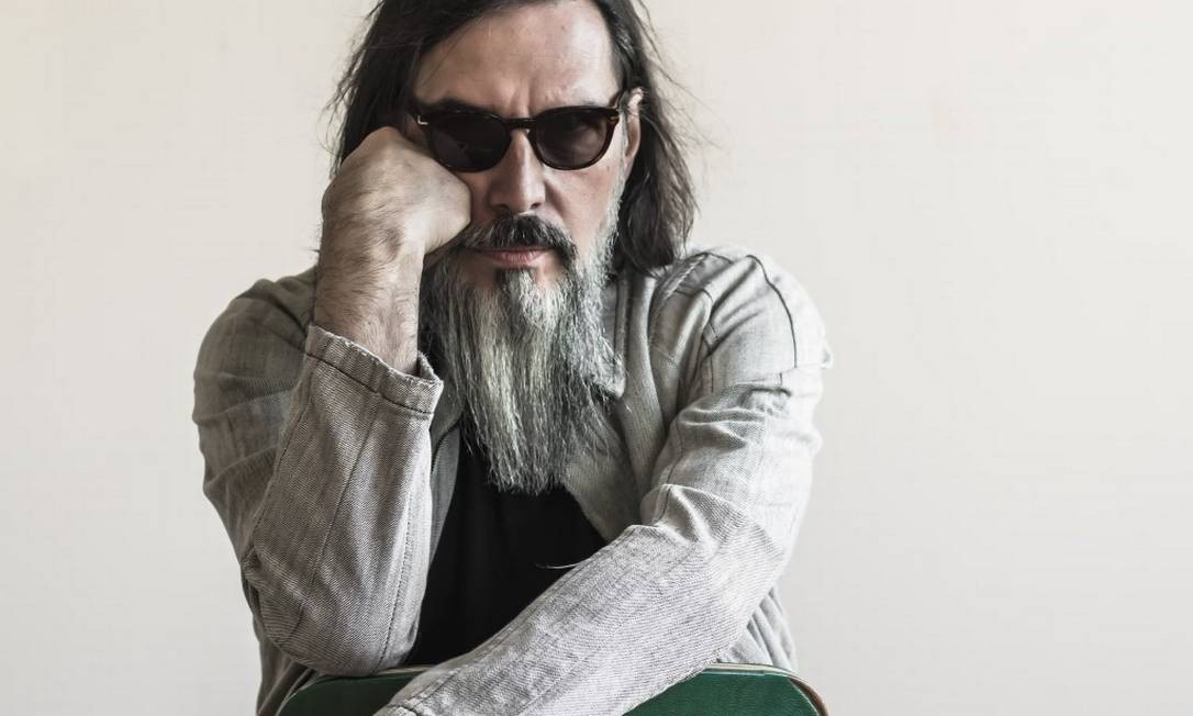 O cantor e compositor Lobão Foto: Anatole Klapouch / Divulgação