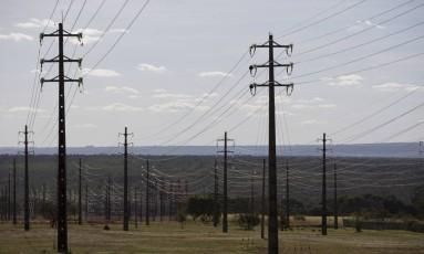 Brasil vai importar mais energia dos vizinhos Argentina e Uruguai Foto: Michel Filho / Agência O Globo