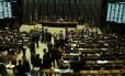 Câmara rejeita a proposta de mudança do sistema eleitoral para o distritão
