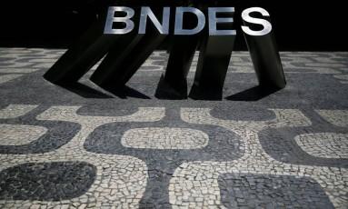 Sede do BNDES no Rio de Janeiro Foto: Reuters