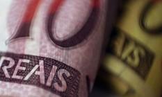 Notas de real. Foto: Dado Galdieri/Bloomberg