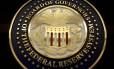 Símbolo do Federal Reserve (BC americano) Foto: Joshua Roberts / REUTERS