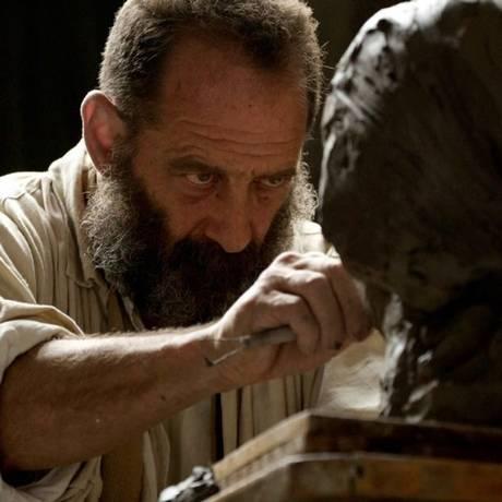 Cena do filme 'Rodin' Foto: Divulgação