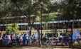 Pacientes e funcionários do hospital Durango deixaram edifício após terremoto na Cidade do México