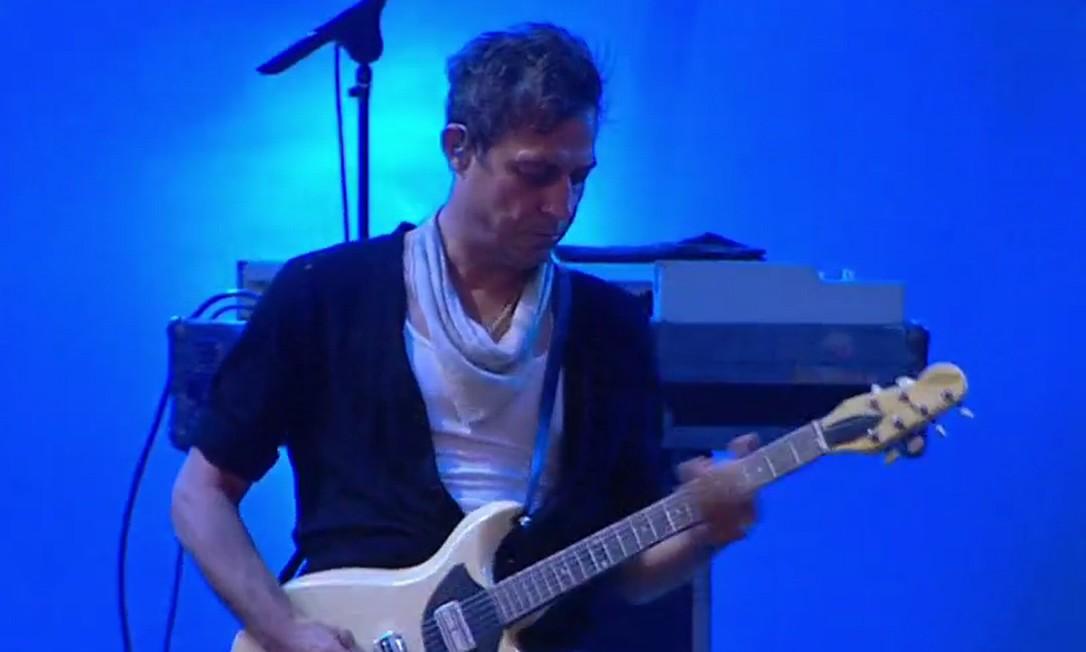 O que sobrou de espaço foi preenchido pela guitarra selvagem de Jamie Hince. Foto: Reprodução