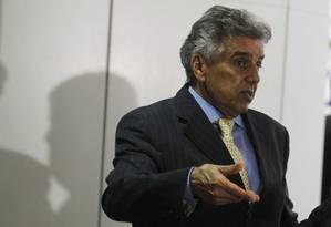Deputado Beto Mansur (PRB-SP), vice-líder do governo na Câmara - 20/09/2016 Foto: Givaldo Barbosa / Agência O Globo