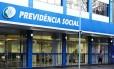 Agência do INSS em Brasília