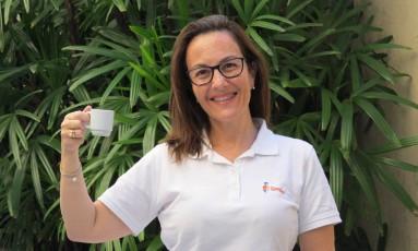 Coluna Dois Cafés e a Conta com Mariane Goes Foto: Mauro Ventura / Agência O Globo