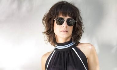 Depois de viver o furacão Elis Regina nos cinemas, Andreia Horta volta à TV no papel de vilã, em 'Tempo de amar' Foto: Ana Branco